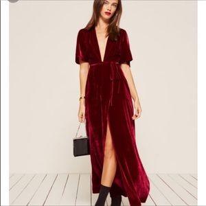 Reformation Miller dress